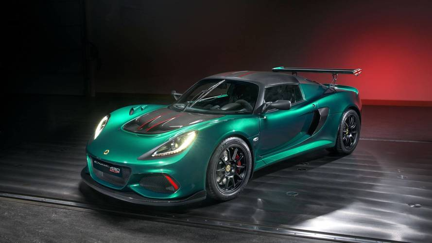 Lotus goes extreme with new Exige special edition