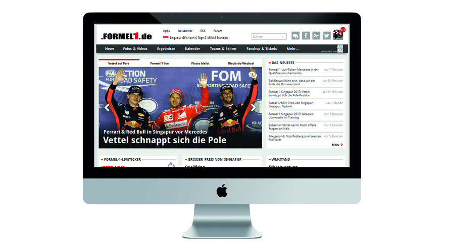 Motorsport Network Acquire Sport Media Group For German Expansion