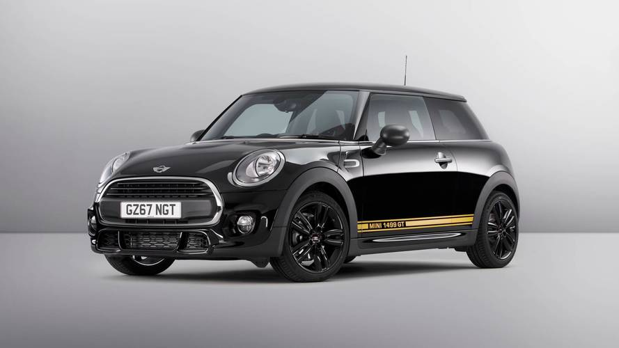 Mini 1499 GT: fast looks, low insurance and £299pm