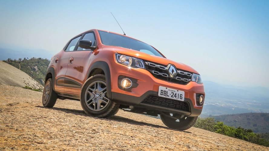Teste - Até onde o Renault Kwid vai no off-road?
