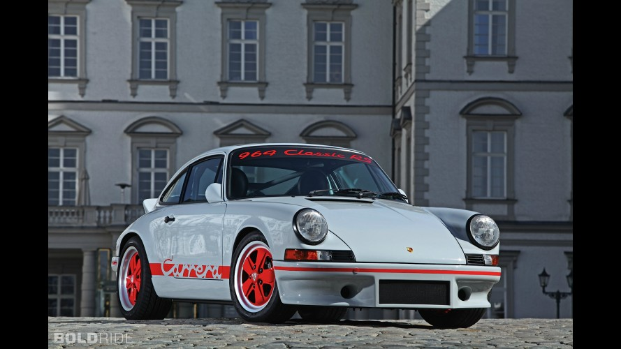 DP Motorsport Porsche 911 RS