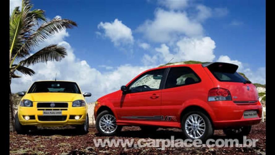 Fiat vai voltar a produzir o Palio em sua fábrica de Córdoba na Argentina