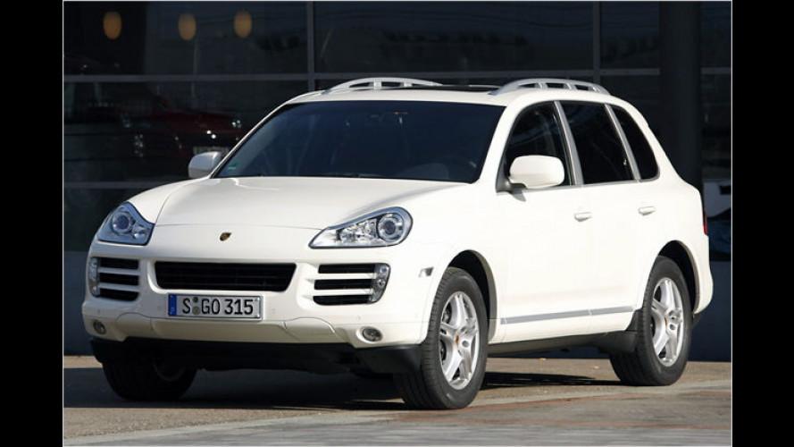 Zurück in die Zukunft: Porsche Cayenne Diesel im Test
