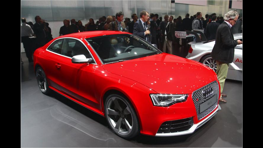 Audi RS 5: Mit 450 PS jetzt noch sportlicher