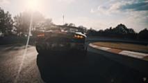 Lamborghini Aventador SVJ 2019 teaser