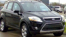 Production Ford Kuga Spied