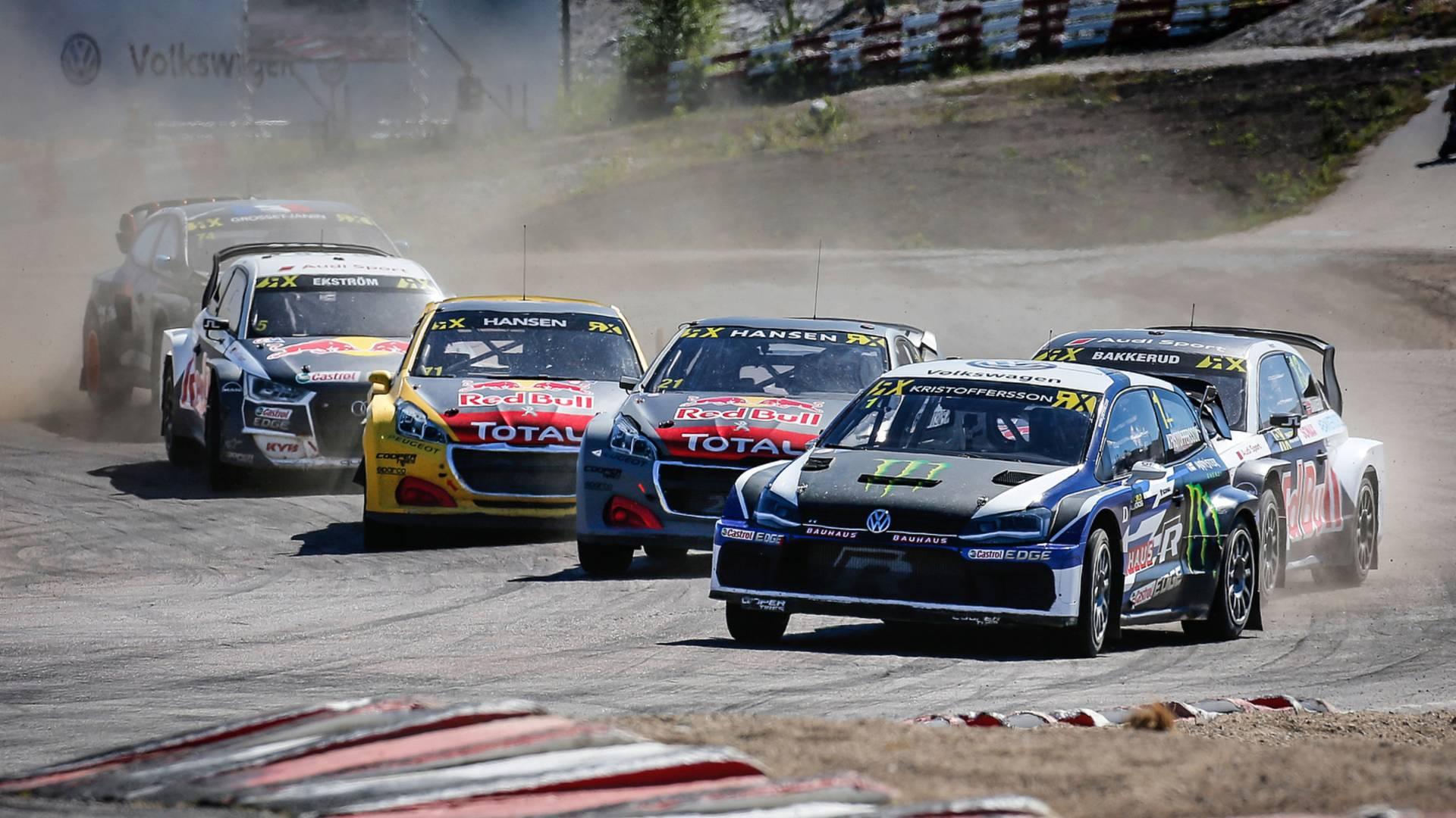 World Rallycross delays electric switch until 2021