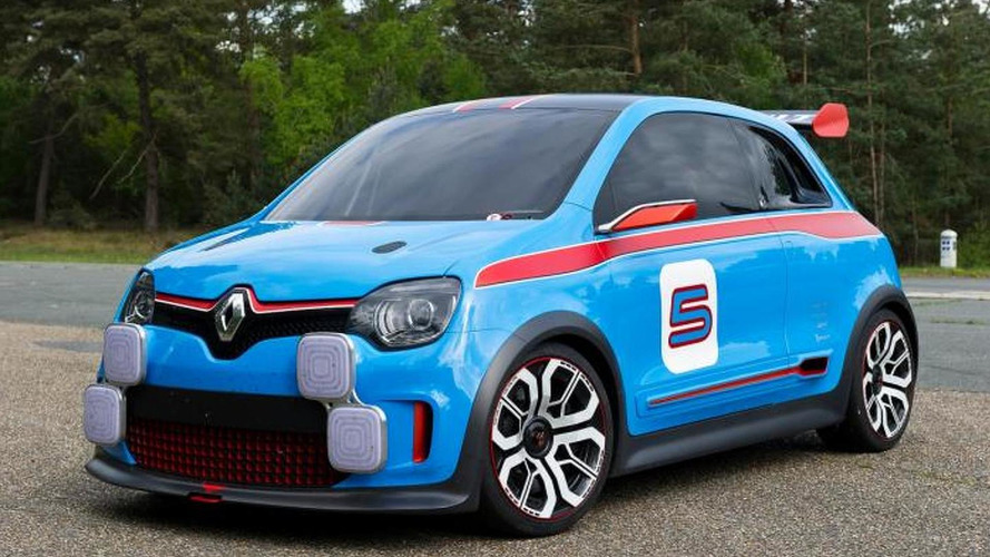 2015 Renault Twingo to be offered exclusively as a five-door hatchback - report