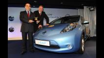 Nissan Leaf riceve il premio