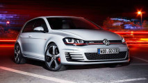 Volkswagen Vision GTI, prime foto e video