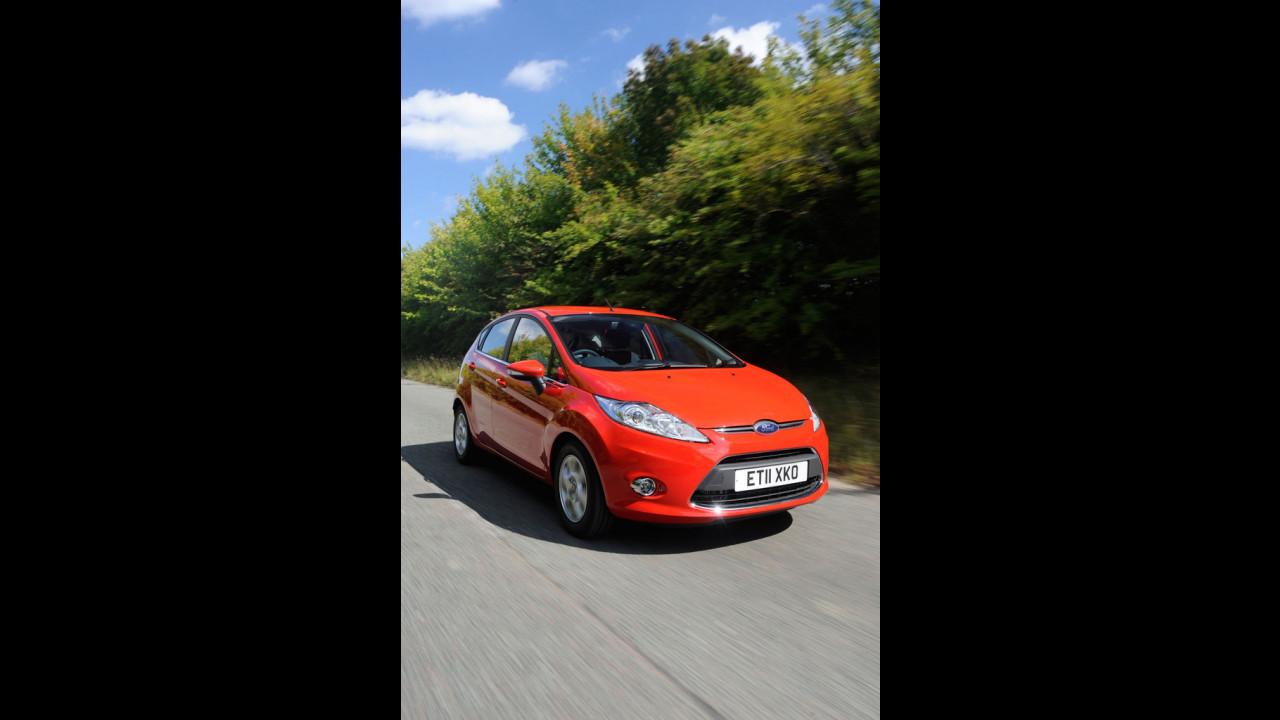Nuova Ford Fiesta ECOnetic