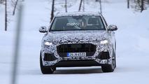 2018 Audi Q8 spy photo