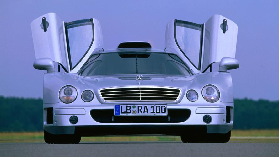 Supercar de la semaine - La Mercedes CLK GTR de 1998