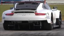 Porsche 911 RSR Rear