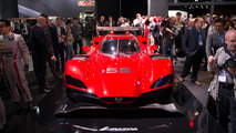 Mazda RT24-P Race Car: LA 2016