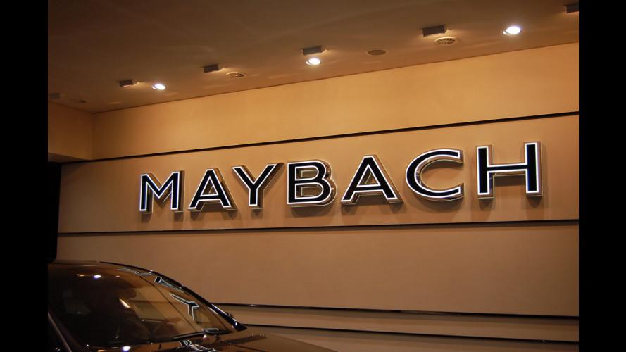 Maybach al Salone di Francoforte 2009