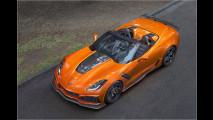 Chevrolet öffnet die Corvette ZR1