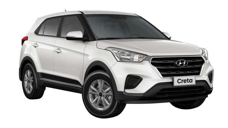 Hyundai Creta para PCD volta às lojas com cotas e menos equipamentos
