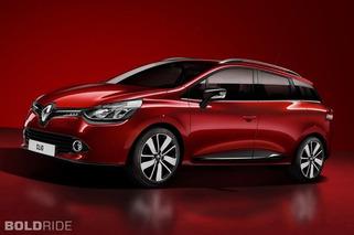 Sex Wagon: Renault Considering Hotter Clio Estate