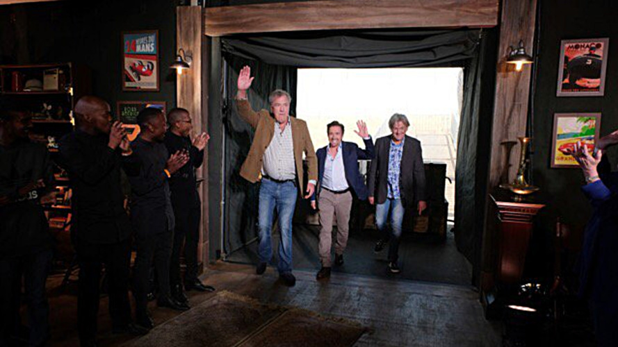 The Grand Tour is the UK's second-most streamed TV show