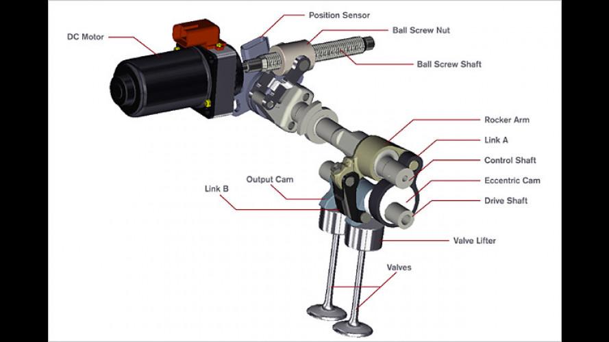 VVEL: Neues Beatmungssystem für Nissan-Benzinmotoren