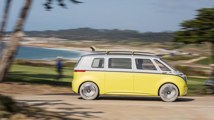 Volkswagen I.D. Buzz - Pebble Beach