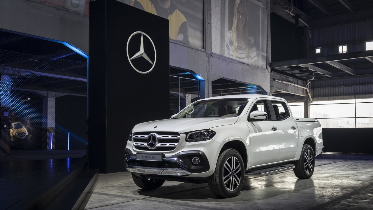 Mercedes X Off Road >> VW About X-Class: It's Very Difficult To Disguise A Nissan Navara
