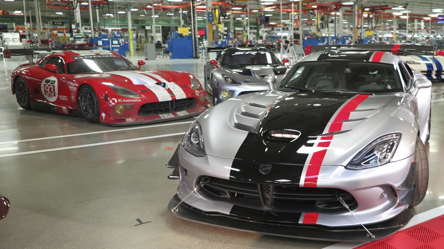 Former Viper assembly plant to house FCA heritage collection
