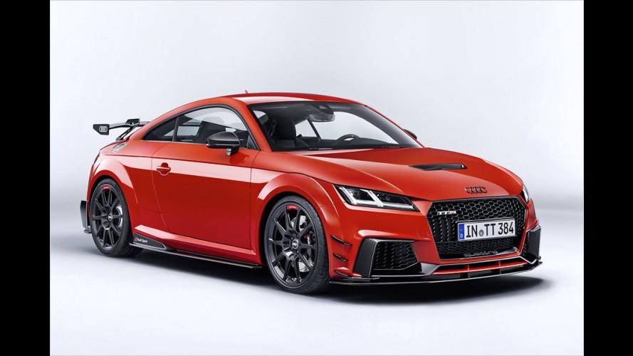 Werkstuning von Audi