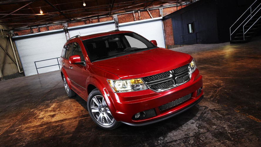 Dodge Journey headed to Europe as Fiat Freemont - report