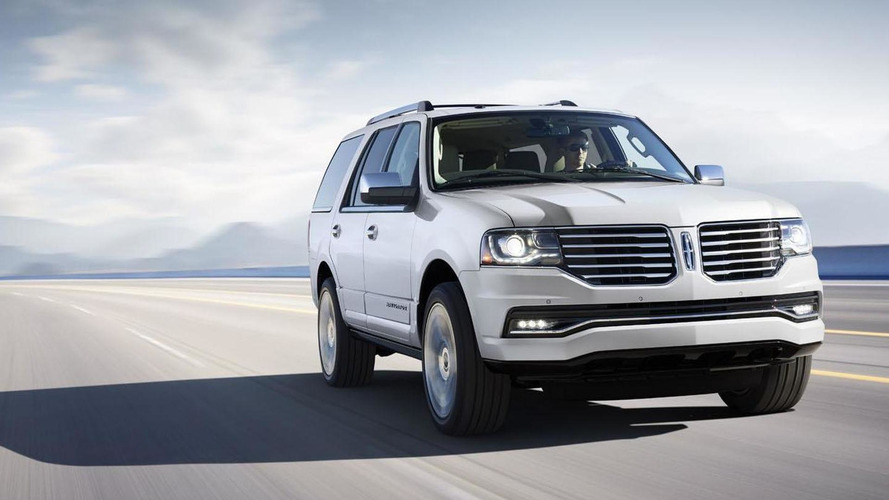 Lincoln Navigator replacement coming in two years - report