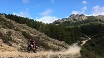 KTM Adventure Rally 2018 Cerdeña