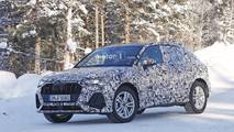 2019 Audi Q3 new spy photos