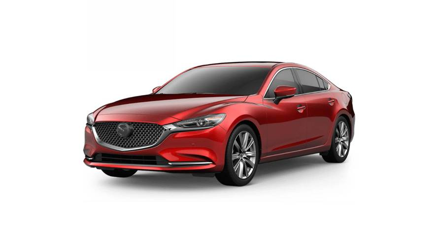 Most Expensive 2018 Mazda6 Costs $37,340