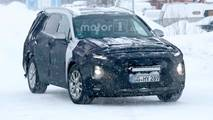2019 Hyundai Santa Fe Spy Photo