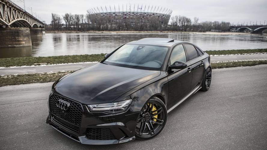 Et si Audi nous refaisait une RS 6 berline ?