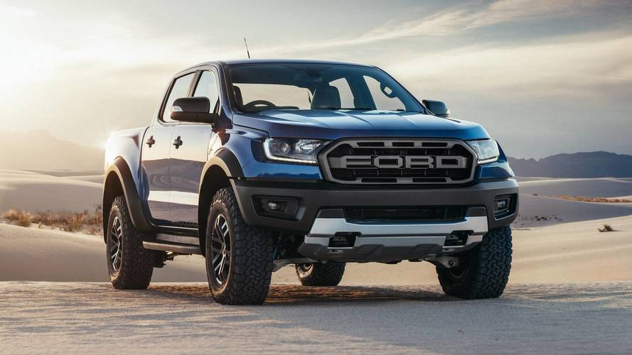 Ford Ranger Raptor Could Come To U.S. If Patent Filings Are Legit
