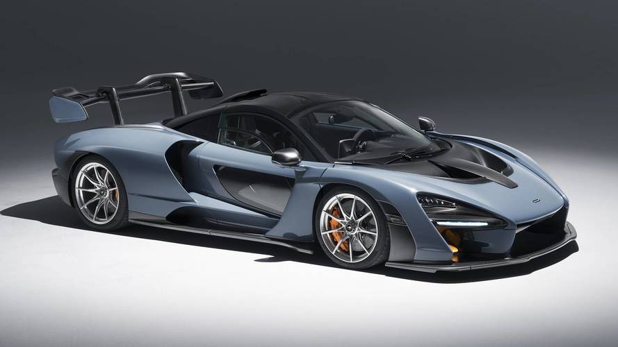 McLaren To Use Proper Names For Future Ultimate Series Cars
