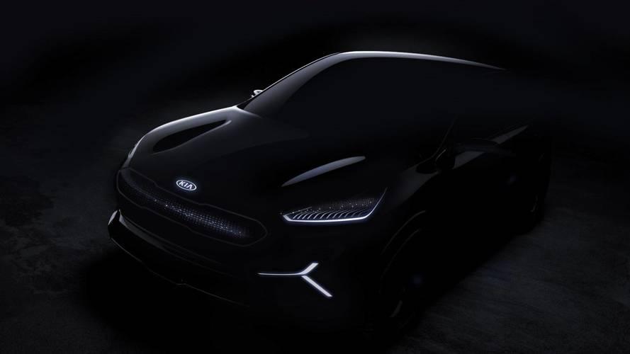 Kia Niro EV konseptinin teaser'ı geldi