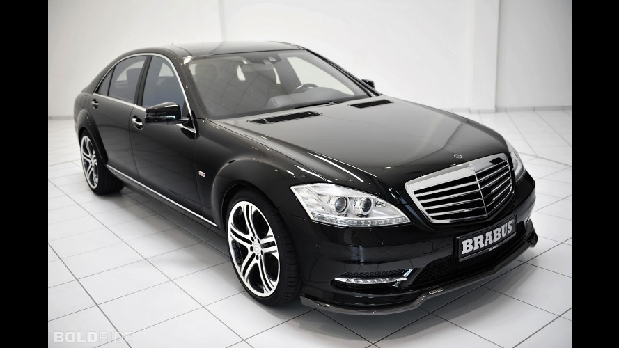 Brabus Mercedes-Benz S-Class AMG