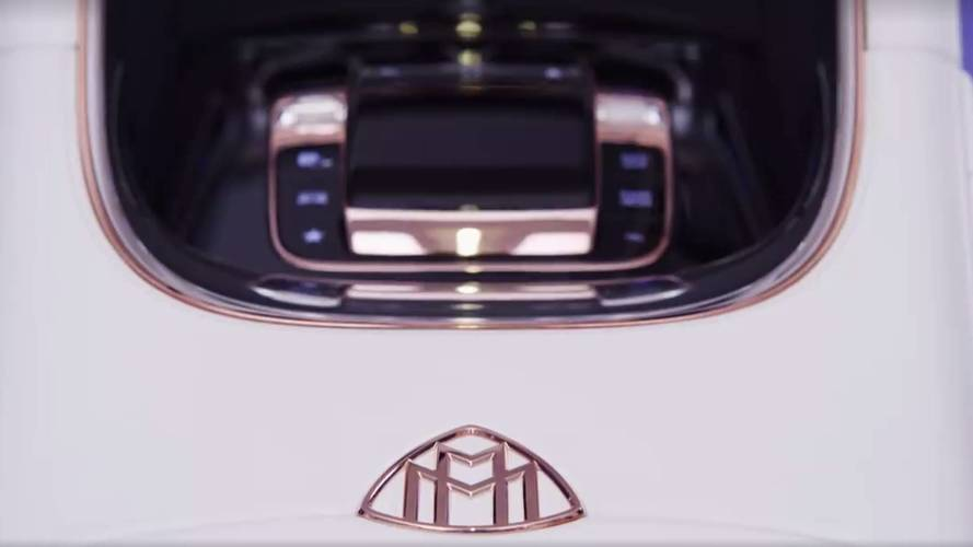 Mercedes-Maybach Teases Something Luxurious For Beijing Show