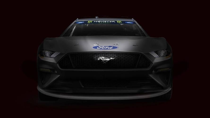 Ford Set To Take Mustang Racing Next Year