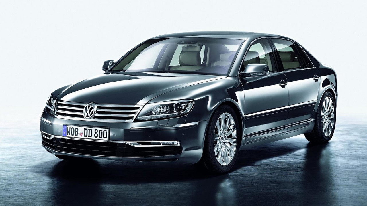 Volkswagen Phaeton 2011