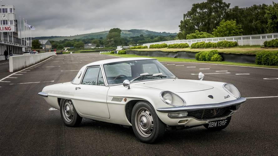 Mazda Cosmo: An Unexplored Universe Of Rotary-Engined Exotica