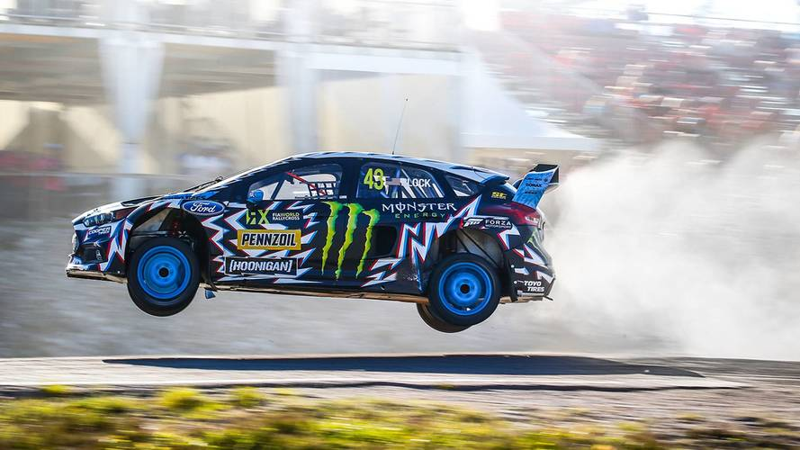 rallycross ford et ken block se retirent du championnat du monde. Black Bedroom Furniture Sets. Home Design Ideas