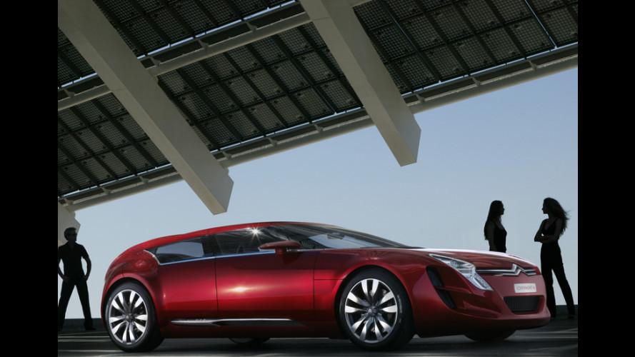 Citroen C-Métisse vince il Louis Vuitton Classic Concept Award 2006
