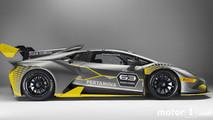 Slide 1 - Lamborghini Huracan Super Trofeo EVO