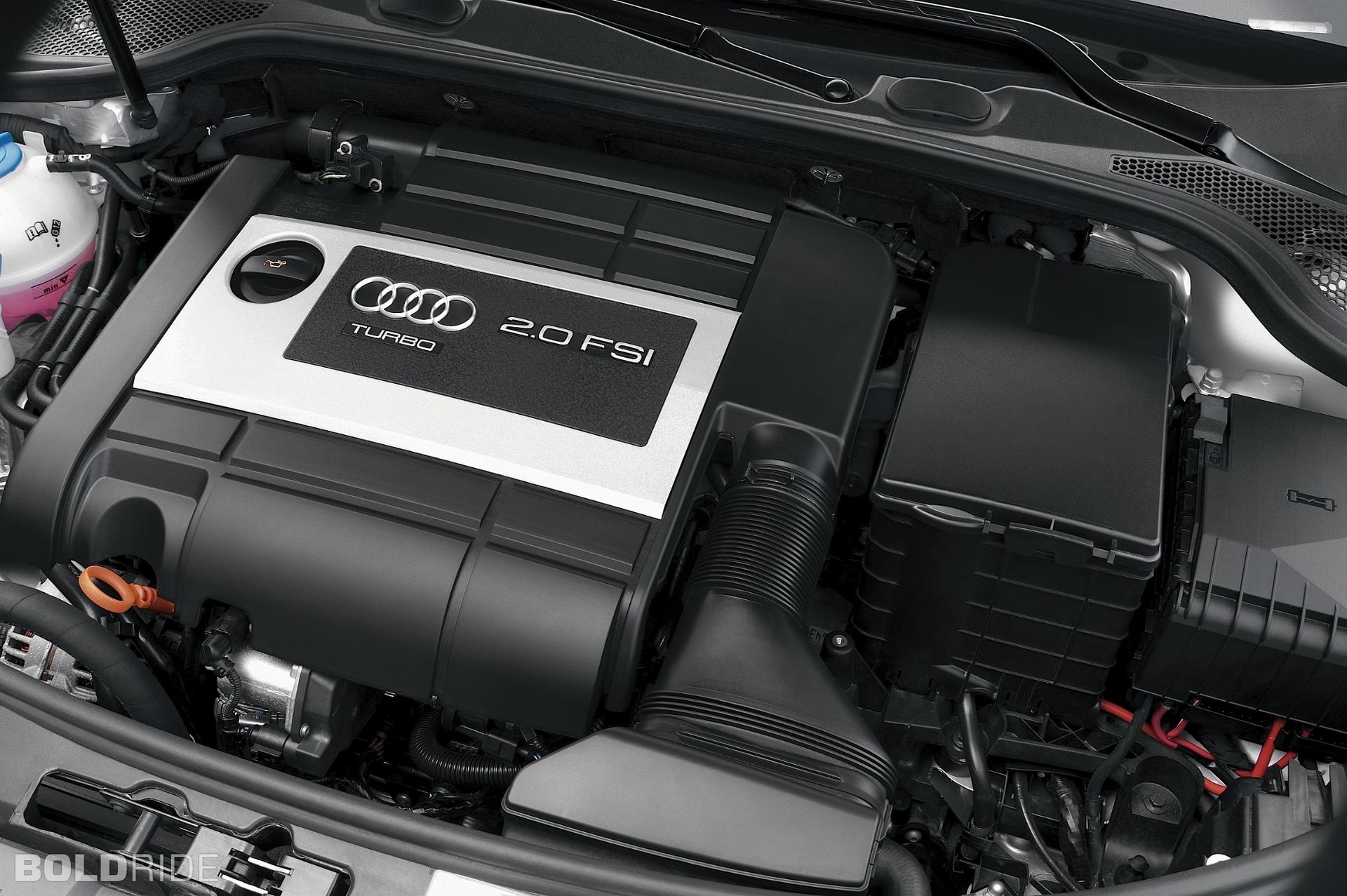 Audi A3 2 0T