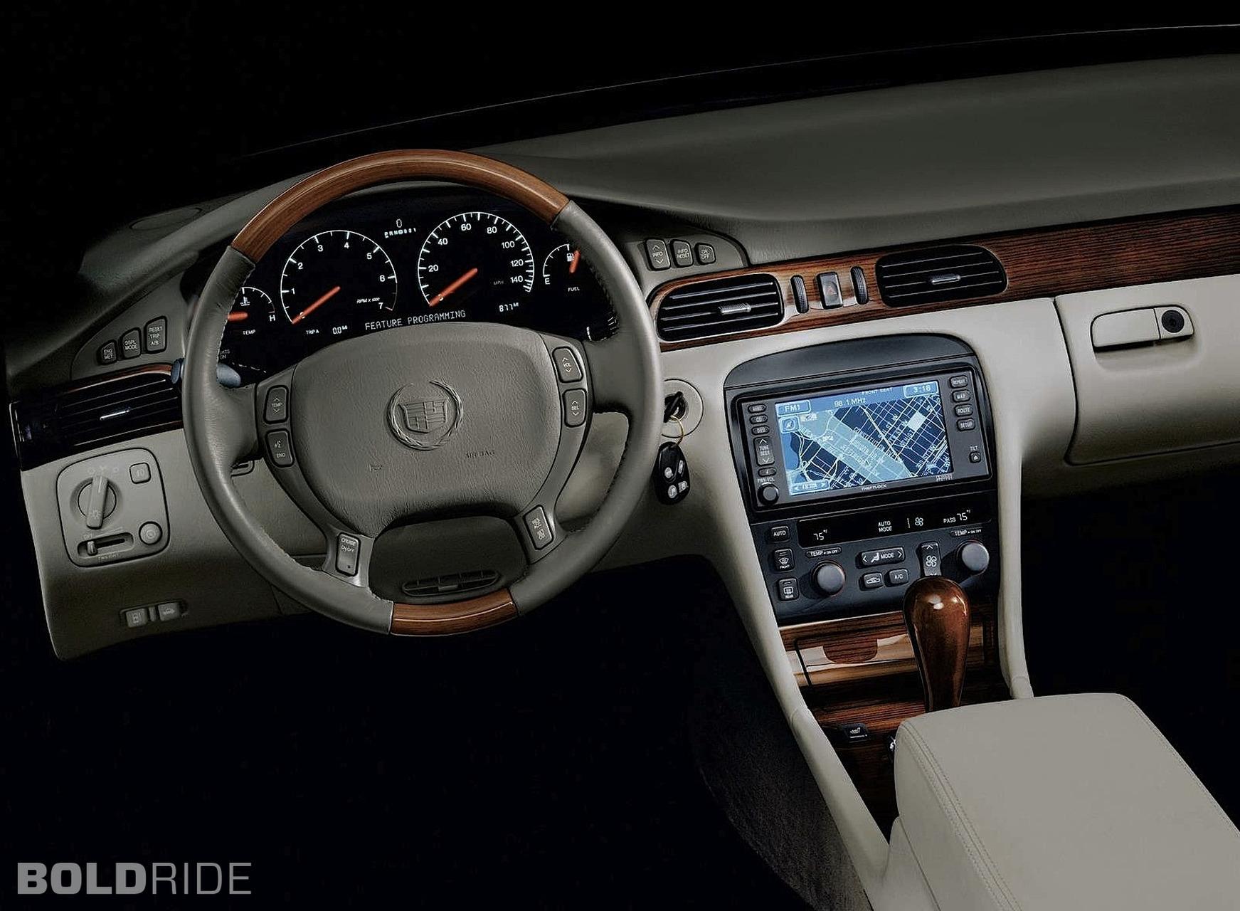 Cadillac Seville SLS