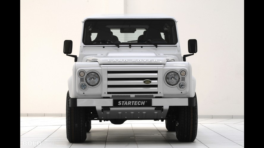 Startech Land Rover Discovery 90 Yachting Edition
